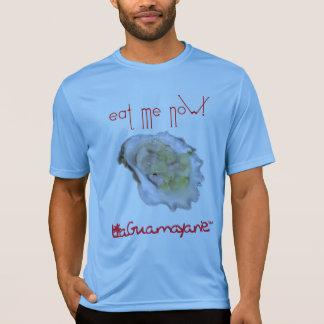 Camiseta Calculadora das calorias da ostra por