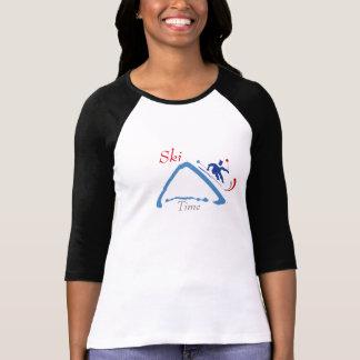 Camiseta calcular o tempo nas montanhas alpargatas