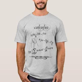 Camiseta Cálculo II