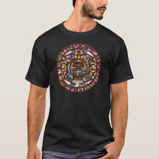 Camiseta Calendário asteca
