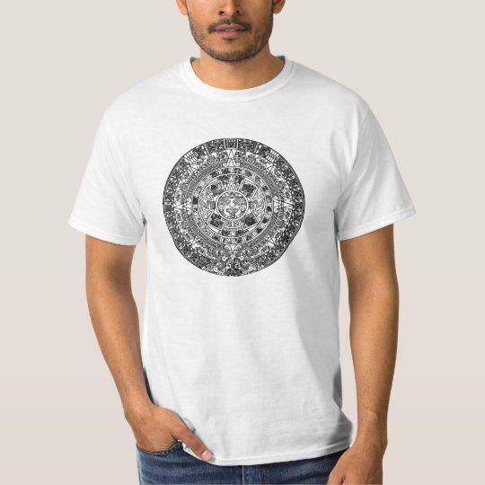 Camiseta Calendário maia