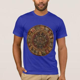 Camiseta Calendário maia e asteca (produtos múltiplos)