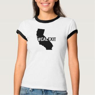 Camiseta Calexit - separação de Califórnia - -