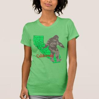Camiseta Califórnia bigfoot