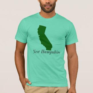 Camiseta Califórnia, New Hampshire