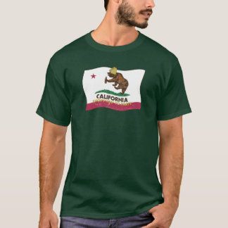 Camiseta Califórnia sabe Party t-shirt
