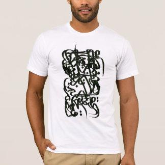 Camiseta Caligrafia persa