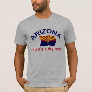 Camiseta Calor seco da arizona