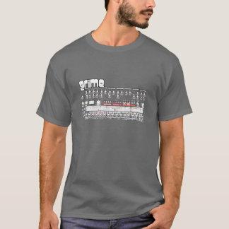 Camiseta Camada de sujidade