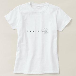 Camiseta Camaleão das karmas