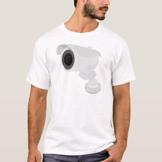 Camiseta Câmara de segurança