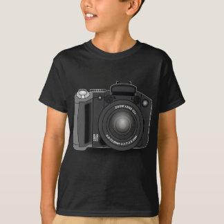 Camiseta Câmara digital