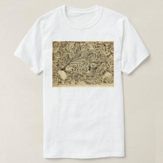 Camiseta Câmara doente, por Brian Benson