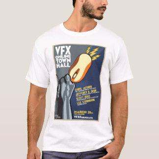 Camiseta Câmara municipal de VFX: Relâmpago