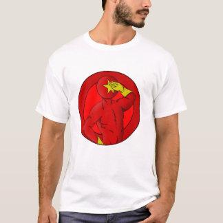 Camiseta Camarada fascista T-shirt de Bolshevik