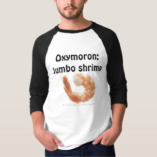 Camiseta Camarão enorme
