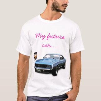Camiseta Camaro 1969