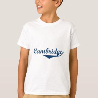 Camiseta Cambridge