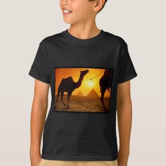 Camiseta camelo