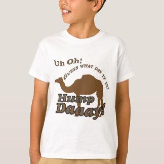 Camiseta Camelo do dia de corcunda!