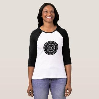 Camiseta Câmera de Pawprint
