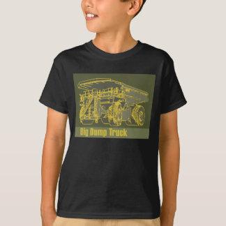 Camiseta Camião basculante grande