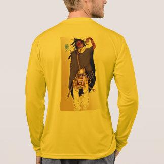 Camiseta Caminhada