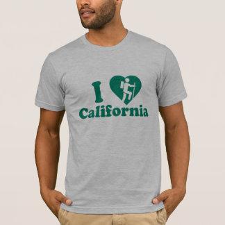 Camiseta Caminhada Califórnia