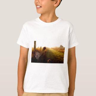 Camiseta Caminhada da manhã