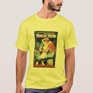 Camiseta Caminhada do reboque