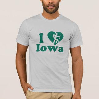 Camiseta Caminhada Iowa