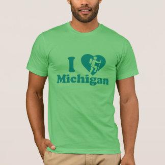Camiseta Caminhada Michigan