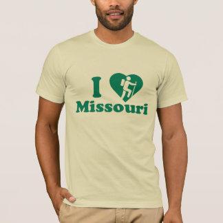 Camiseta Caminhada Missouri