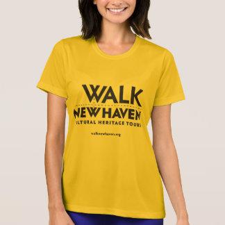 Camiseta Caminhada New Haven