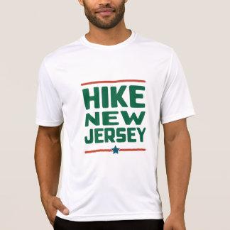 Camiseta Caminhada New-jersey (estrela) - Wicking
