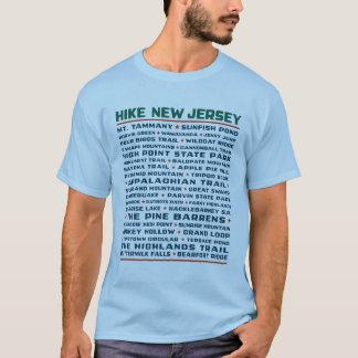 Camiseta Caminhada New-jersey - fugas