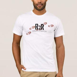 Camiseta Caminhada no t-shirt do Grand Canyon