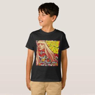 Camiseta Caminhada que anda T gráfico