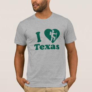 Camiseta Caminhada Texas