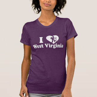 Camiseta Caminhada West Virginia