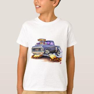 Camiseta Caminhão 1970-72 do cinza de Chevy C10