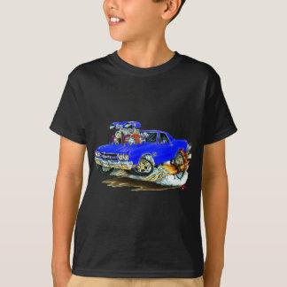 Camiseta Caminhão 1970 do azul do EL Camino