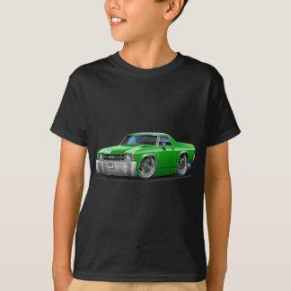 Camiseta Caminhão 1971-72 verde do EL Camino