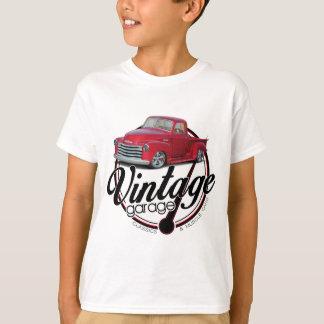 Camiseta Caminhão da garagem do vintage