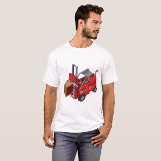 Camiseta Caminhão de empilhadeira