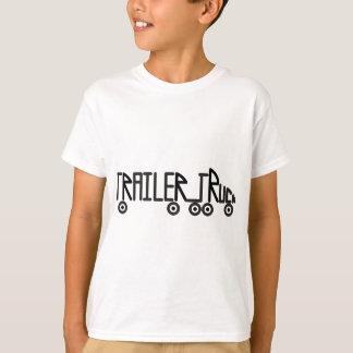 Camiseta Caminhão de reboque