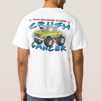 Camiseta Caminhão do cancer do esmagamento de Bolander