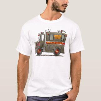 Camiseta Caminhão do comando da segurança interna