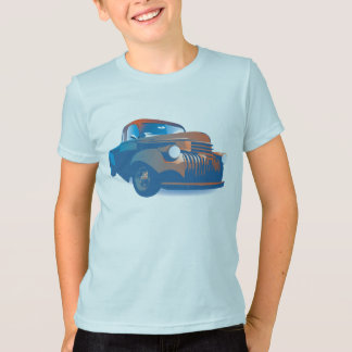 Camiseta Caminhão do vintage
