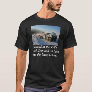Camiseta caminhão no gelo, eu dancei na parada de caminhão